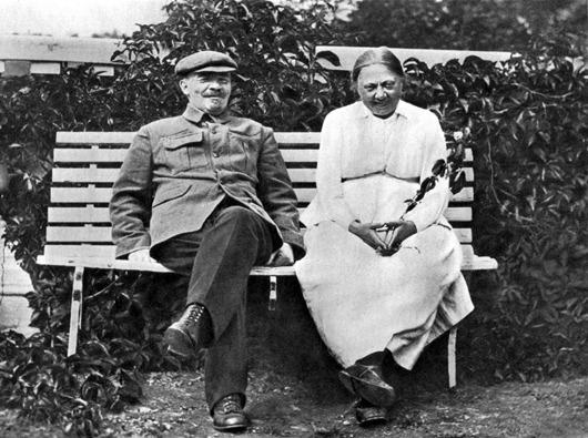 Ленинская любовь