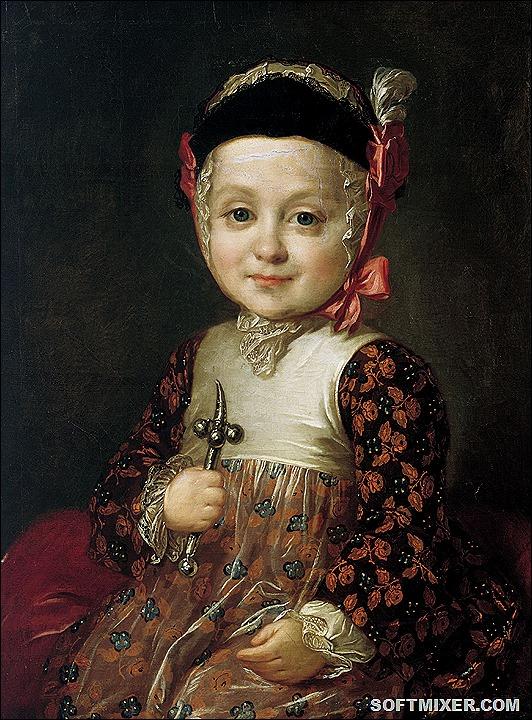 Бедная Лиза. История дочери Екатерины Великой