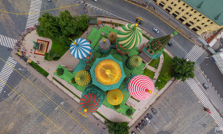 Храм Василия Блаженного: чудо России