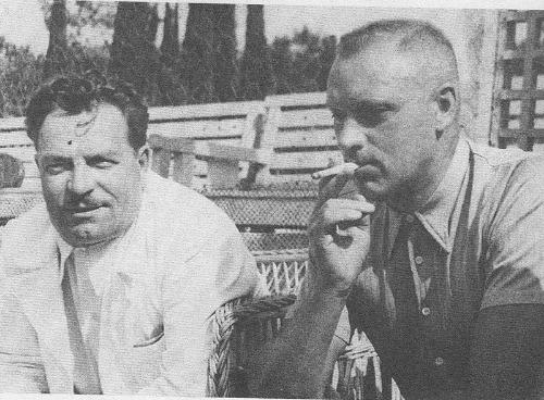 Кресты и звезды Ивана Тюленева