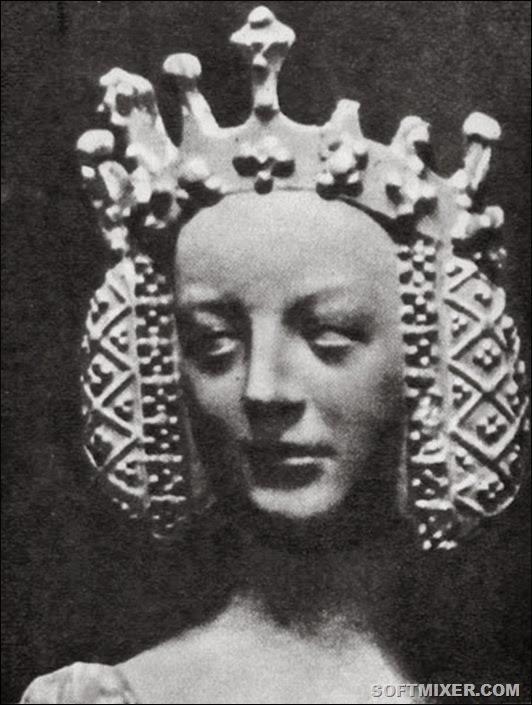 Жена безумца, Изабелла Баварская