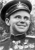 Герой Советского Союза Абрамов Владимир