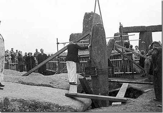 Как англичане Стоунхендж строили