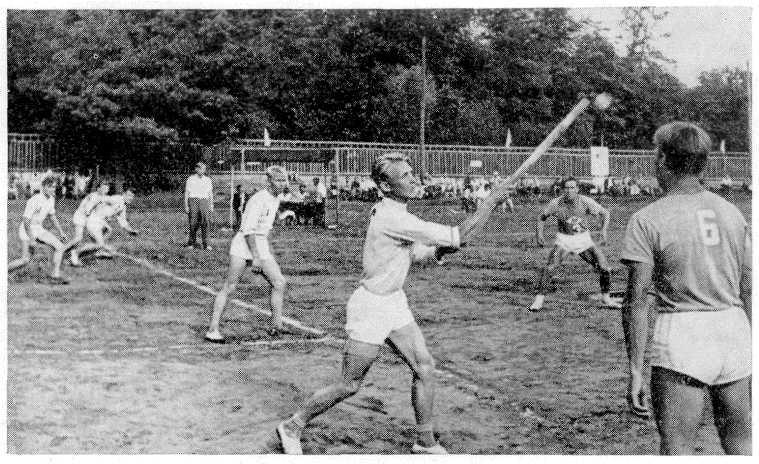 Семь исконно русских видов спорта