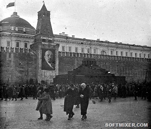 5 самых дерзких покушений на тело Ленина