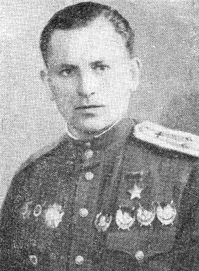 Мастер воздушного боя Муравьёв Павел Игнатьевич