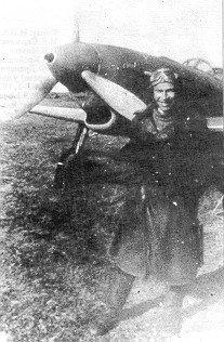 Героический летчик в небе Кореи Пепеляев Евгений Георгиевич