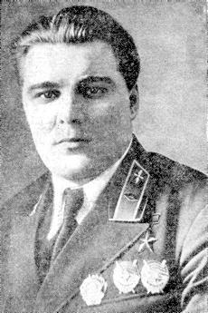 Легендарный летчик Анатолий Серов