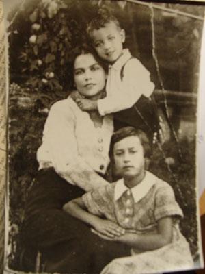 Письмо из гестаповского застенка Пятигорска от Нины Попцовой: