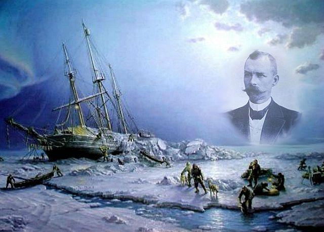 Земля Санникова. Таинственный остров русской истории