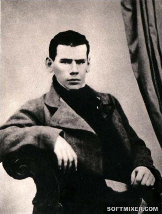 Лев Толстой: Страсть длиною в жизнь