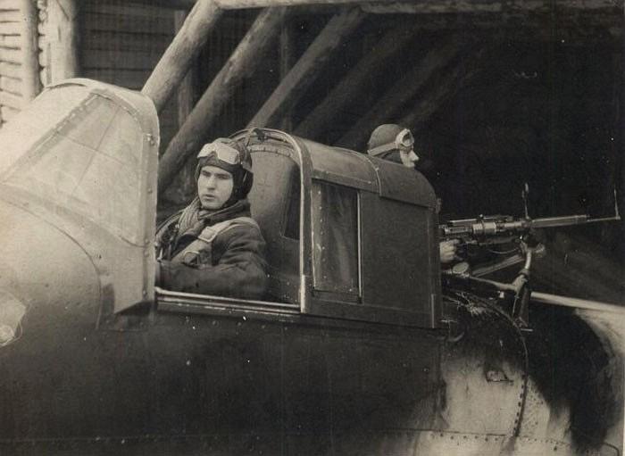 История штурмовика Ил-2 из демянского болота