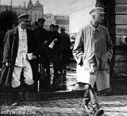 В роли вождя: двойники Сталина