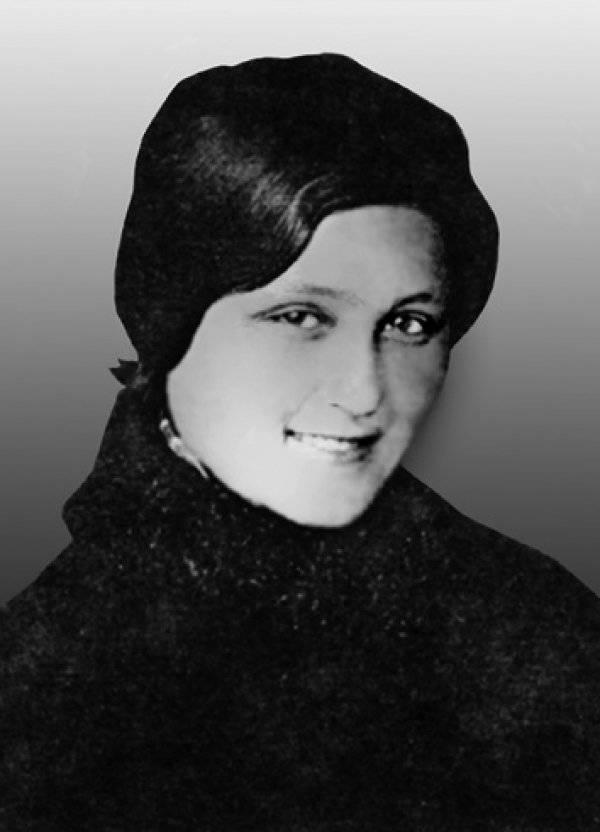 Легенда Крыма Алиме Абденанова