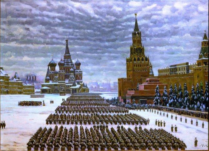 Сжимали горло фронтовой Москвы траншеи наступающих фашистов
