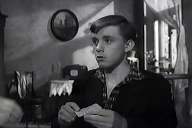 Талантливы актер Валерий Носик