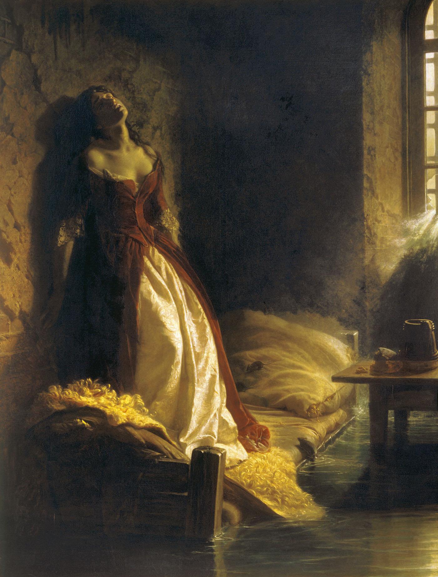 Знаменитая княжна Тараканова, о которой ничего не известно
