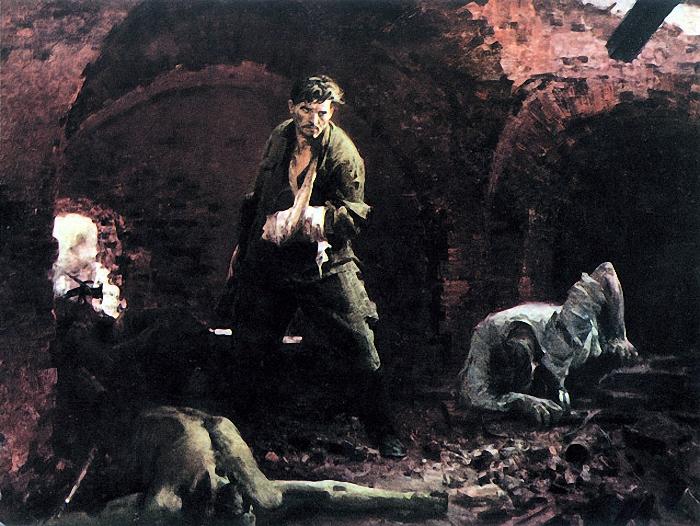 Немецкие историки и мемуаристы о героизме Советских войск в начале Великой Отечественной войны