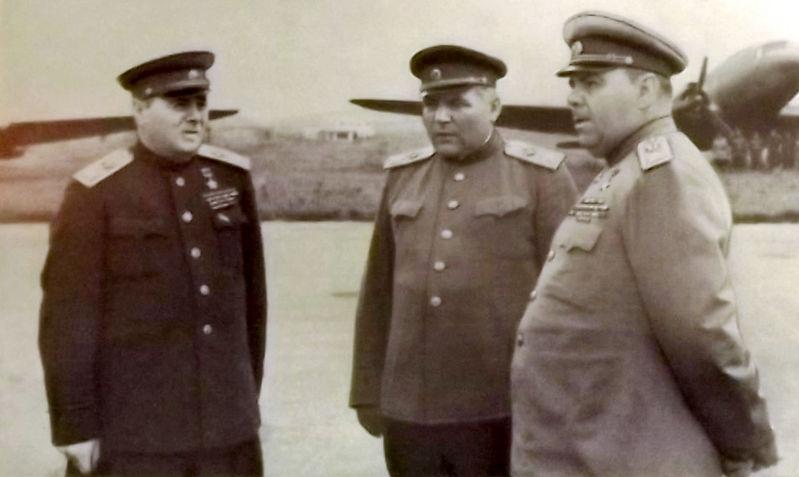 Полководец Великой Отечественной войны Малиновский Родион Яковлевич