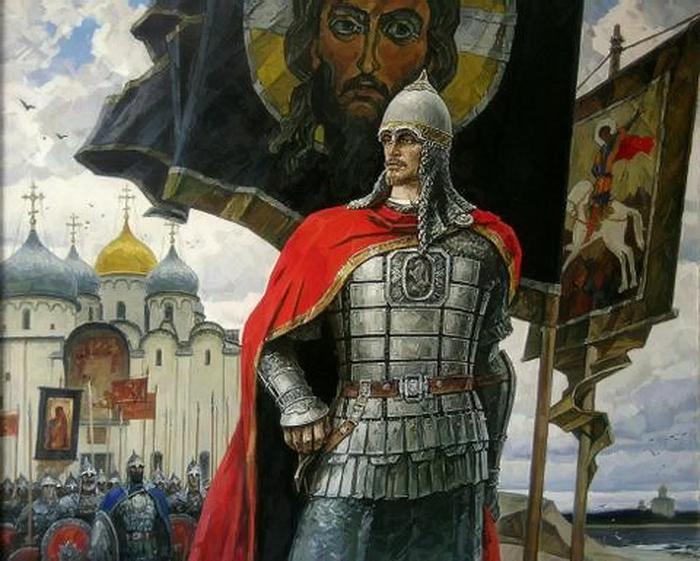 Тайны Александра Невского