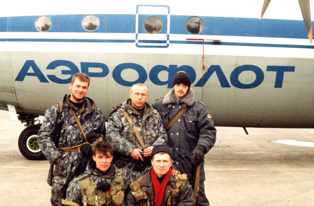 13-й блокпост: свердловский ОМОН понес самые серьезные потери в своей истории