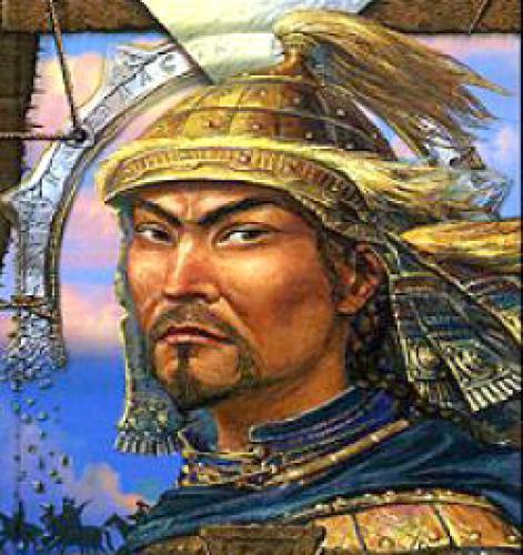 История Монгольской империи