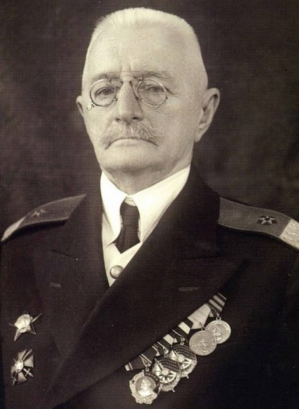 Контр-адмирал Пётр Киткин