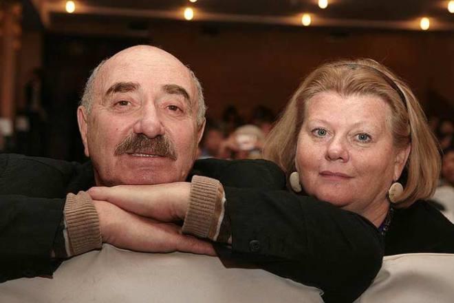 Любимица миллионов зрителей Ирина Муравьева