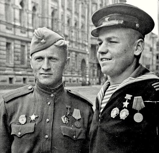 Снайпер, истребивший две роты немцев