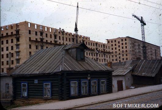 Томас Хэммонд: СССР 50-х в цвете