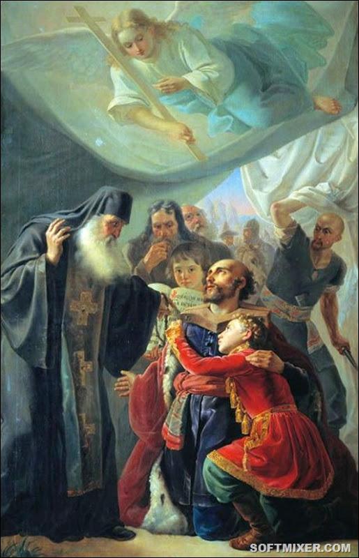 Как Тверь с Москвой воевала
