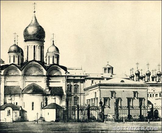 Фотографии Москвы 1896 года