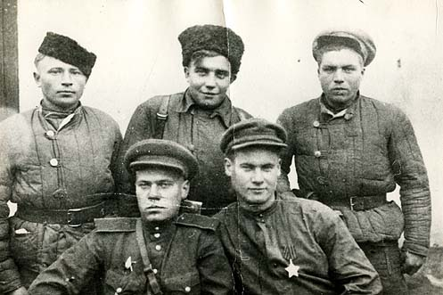 Солдатская слава Мстислава Иванова