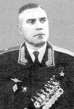 Ас Великой Отечественной войны Карасев Александр Никитович