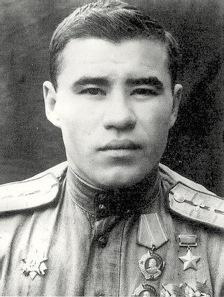 Один из лучших воздушных бойцов советских ВВС Николай Китаев