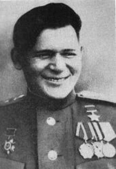 Летчик Ас Великой Отечественной войны Григорий Дмитрюк