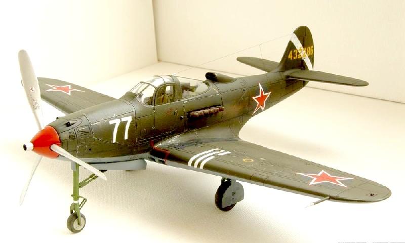 Неустрашимый пилот Михаил Комельков