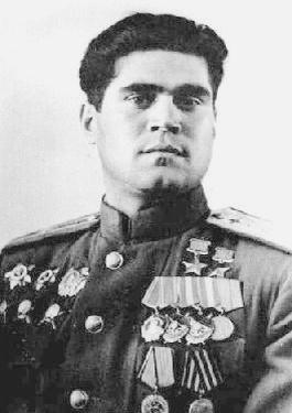 Крылатый мститель Иван Степаненко