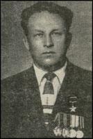 Командир партизанского отряда Герой Советского Союза  Токуев Григорий Аркадьевич