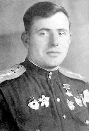 Защитник Ленинградского неба Николай Зеленов