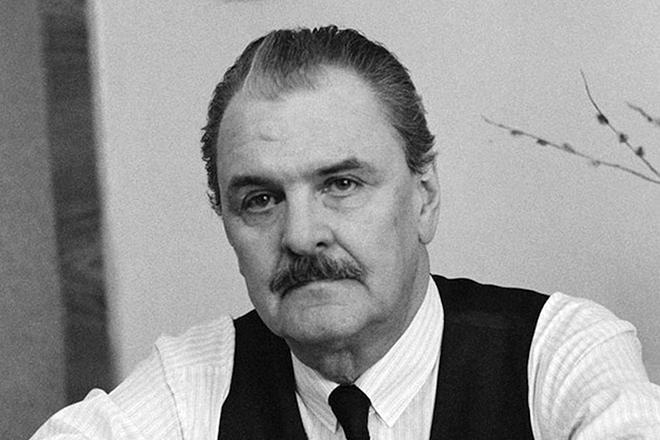 Знаменитый советский актер Юрий Яковлев