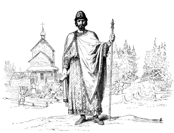 Князь Юрий с длинными руками
