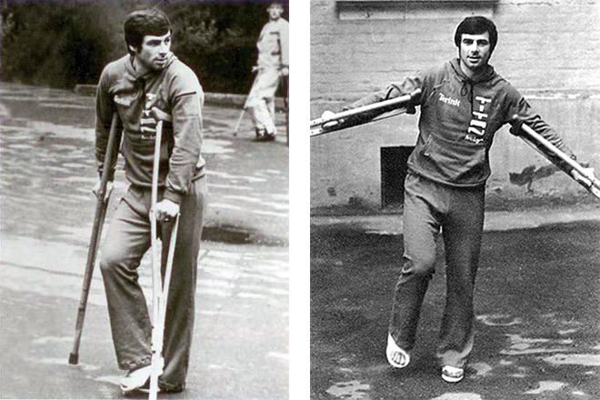 Легендарный советский хоккеист Валерий Борисович Харламов