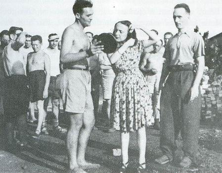 Эдит Пиаф дважды побывала в немецком лагере