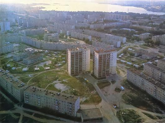 Советский Свердловск в цвете