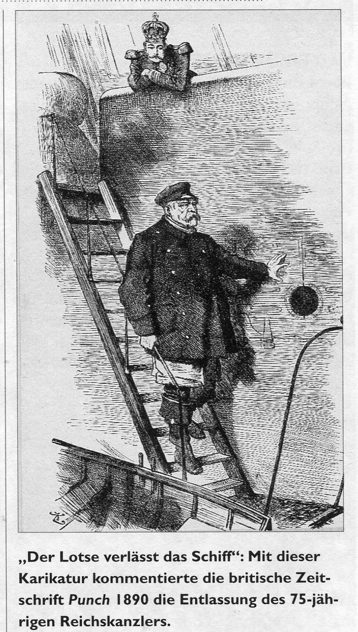 «Железный канцлер» Бисмарк
