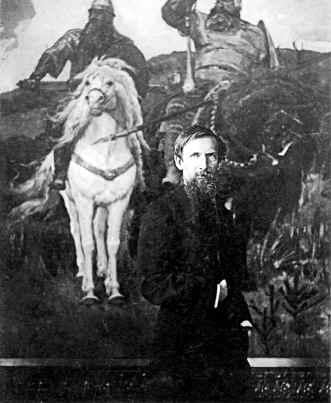 История одного шедевра: «Богатыри» Васнецова