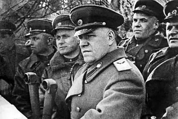 Первый выстрел по Берлину
