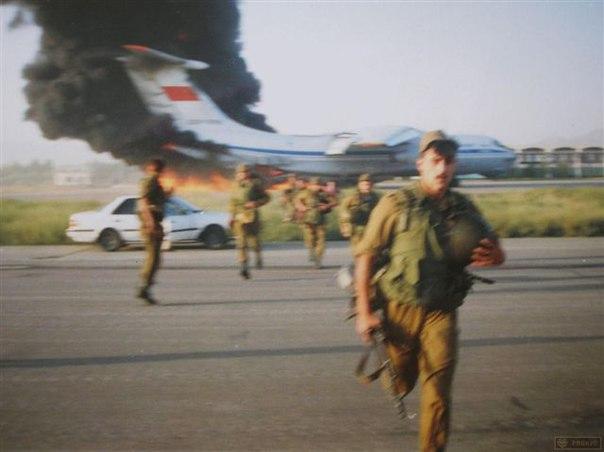 Подвиг десантников и российское посольство в Афганистане...