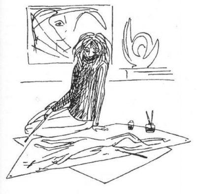 Удивительные факты о жизни самой юной художницы СССР